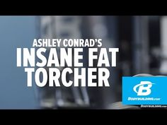 Ashley Conrad's Fat-Torching Circuit Workout