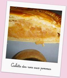Cuisine et cetera !: Galette des rois aux pommes