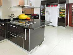 Nuestras Cocinas Integrales Modernas. Nuestra Gama de Cocinas Integrales Contemporáneas, ofrecen diseños modernos para ayudarlo a crear sensaciones de espacio, armonía y elegancia.