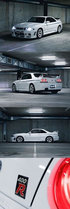 R33 Nissan Skyline GT-R 400R NISMO. Support the page by picking up some gear at JDMUnderground.com