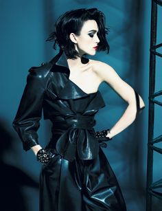Fashiontography: Keira Knightley by Mert & Marcus