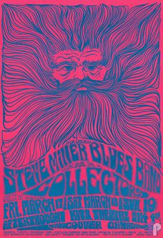 Steve Miller Blues Band at Afterthought, Vancouver 3/17-19/67 by Bob Masse