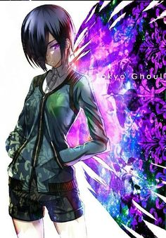 Tokyo Ghoul ll Touka Ken Anime, Manga Anime, Manga Art, Anime Art, Kaneki, Touka Wallpaper, Otaku, Photo Manga, Tokyo Ghoul Wallpapers