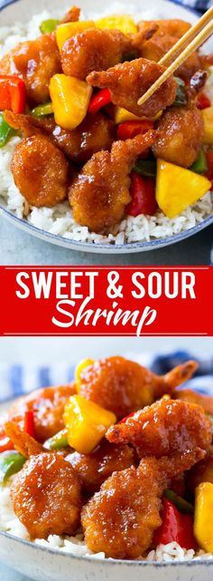 Sweet and Sour Shrimp Recipe | Easy Shrimp Recipe | Sheet Pan Meal | Sweet and Sour | Asian Shrimp Recipe #ad @seapak