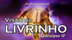 Apocalipse 10 - A visão do Livrinho Youtube, Movies, Movie Posters, Revelation 10, 2016 Movies, Film Poster, Cinema, Films, Movie