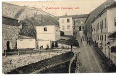 Østfold fylke Fredrikshald - Halden - Festningens Indre tidlig 1900-tall Utg NK