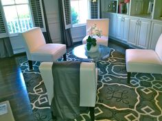 South Shore Decorating Blog: How I Fixed Up My Living Room for a Photoshoot