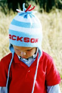 adorable knit hat