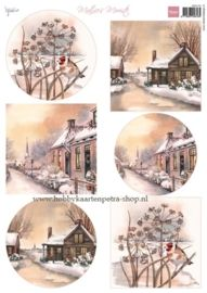 Mattie's mooiste Winter villages MB0169