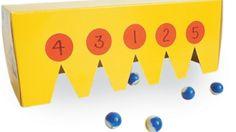 Diversión en pasos fáciles: Anota y gana