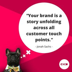 A brand promise, shared and delivered at all interactions with customers is a great way to build a brand.