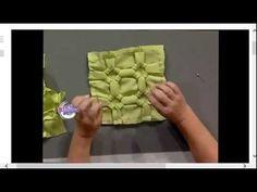 almofada de capitone - YouTube