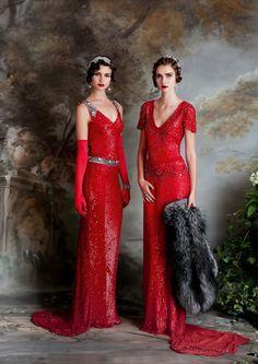 Eliza Jane Howell - Elegant Art Deco Inspired Wedding Dresses | Love My Dress®…