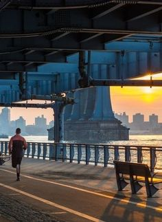 Run outdoors this summer in NYC.
