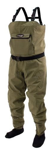 Hellbender™ Women's Breathable Stockingfoot Wader   Starting At: $139.95   The Hellbender Women's wader is perfect for the passionate but casual fisherwoman. The custom cut silhouette is designed to fit the female shape. This 4-ply wader will keep you dry and comfortable. This wader promises performance and quality for a great price.