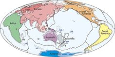 Zealandia, shown in