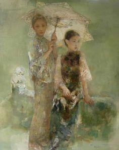 Hu Jun Di Chinese Painters - Gallery