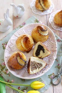 Juditka konyhája: ~ MÁKOS - DIÓS KAGYLÓK ~ Muffin, Breakfast, Dios, Yogurt, Morning Coffee, Muffins, Cupcakes