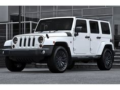 2012 Jeep Wrangler Chelsea 300 by Kahn Design 3 - Tuning Cult Suv Cars, Jeep Cars, Jeep Truck, Jeep Wrangler Parts, 4 Door Jeep Wrangler, Jeep Wranglers, Sport Bikes, Sport Cars, Kahn Design