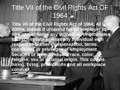 Fifty years ago, they passed the Civil Rights Act because of the tragic state of institutional racism and discrimination in America. Description from cannabissalvation.com. I searched for this on bing.com/images
