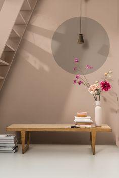 Interior Wall Colors, Room Wall Colors, Bedroom Colors, Good Living Room Colors, Decoration Inspiration, Interior Inspiration, Wall Decor, Room Decor, Brown Walls