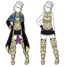 Robin Outfit, Fire Emblem Cosplay, Female Robin, Robin Cosplay, Character Art, Character Design, Fire Emblem Games, Fire Emblem Awakening, Dress Drawing