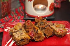 For the Love of Food: Holiday Fruitcake Everyone Will Love