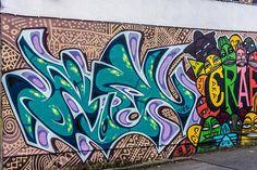 Street Art & Graffiti (Francis Street area Of Dublin)