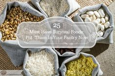 I based an entire cookbook around these 25 popular pantry items because they are low cost, versatile, have long shelf lives and do not require refrigeration. Stock up on these today before the next…