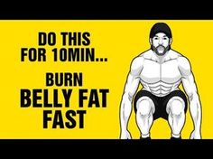 10min Of This Burns Belly Fat Fast : 100% Bodyweight Workout – WE HEALTH AND FIT