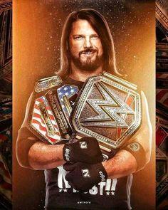 Aj Styles Wwe, Ring Of Honor, Wwe Girls, Professional Wrestling, Wwe Superstars, Man Alive, Sexy Men, Champion, Wwe Stuff