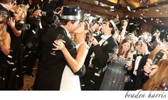 New Years Eve Wedding - This was Chase and I :)