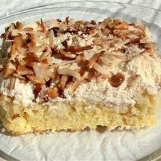 G's Tres Leches Cake Allrecipes.com
