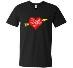Couples Valentines Day Shirt I Love My Wife Heart Arrow t-shirtFind out more at https://www.itee.shop/products/couples-valentines-day-shirt-i-love-my-wife-heart-arrow-t-shirt-mens-printed-v-neck-t-b01n6lw25m #tee #tshirt #named tshirt #hobbie tshirts #Couples Valentines Day Shirt I Love My Wife Heart Arrow t-shirt