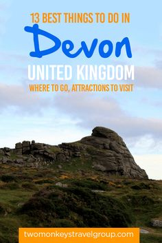 13 Best Things to do in Devon, United Kingdom - Where to Go, Attractions to Visit Stuff To Do, Things To Do, Uk Beaches, Travel Forums, Devon England, Herefordshire, Exeter, Where To Go, Beautiful Beaches