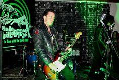 CALABRESE live! www.CalabreseRock... #CALABRESE #Band #DarkRock #PunkRock #DeathRock