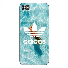 Trend Adidas Logo Pineapple Print One Hard Plastic CASE COVER For iPhone 7 plus #UnbrandedGeneric #iphone #case #iphonecase6s #iphonecase6splus #iphonecase7 #iphonecase7plus #adidas