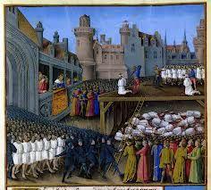 Crusador King Dick III, Richard lionheart...KIng Richard III...beheads Mohammedans...in Palestine.