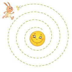Вырезание для малышей Weather Activities For Kids, Preschool Learning Activities, Preschool Worksheets, Preschool Activities, Kids Learning, Preschool Cutting Practice, Cutting Activities, 1st Grade Homework, English Grammar For Kids