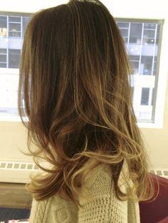 Hair by Kazumi Morton