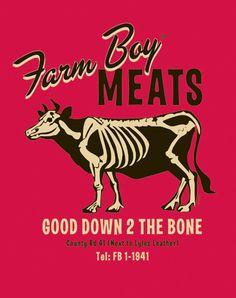 Meats Tee