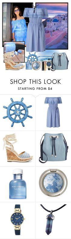 """""""Untitled #933"""" by misaflowers ❤ liked on Polyvore featuring Miss Selfridge, Sole Society, INC International Concepts, Dolce&Gabbana, Anne Klein and Chanel"""