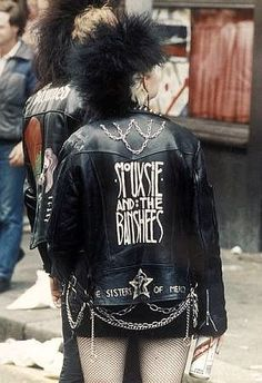 serious mastery of the power of jacket artistry