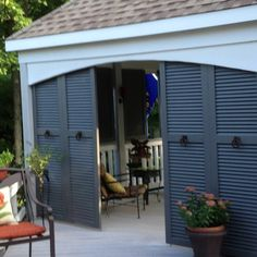 1000 images about alternative uses for shutters on pinterest shutters old shutters and for Alternatives to exterior shutters
