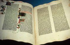 #054 ❘ Premier livre imprimé en Europe : la Bible par Gutenberg ❘ 1455