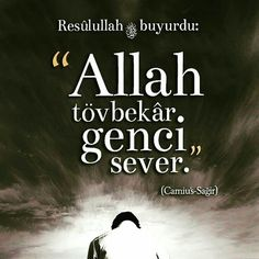 ALLAH TÖVBE EDENLERİ SEVER. ...! استغفر الله العظيم وأتوب إليه