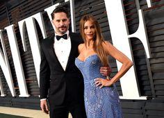 Pin for Later: Les Stars se Sont Laissé Aller à la Soirée Vanity Fair Joe Manganiello et Sofia Vergara