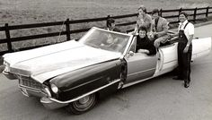 Johnny Cash's One piece at a time Cadillac