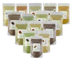 Aroma-zone henné. Comment faire sa coloration végétale à la maison ? Défi cheveux 7 | Pin-up Bio
