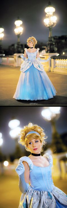 Cinderella by nikitacosplay.deviantart.com  i feel like Cinderella is a little neglected so here she is and isn't she lovely?